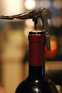 A good corkscrew is essential for fine wine